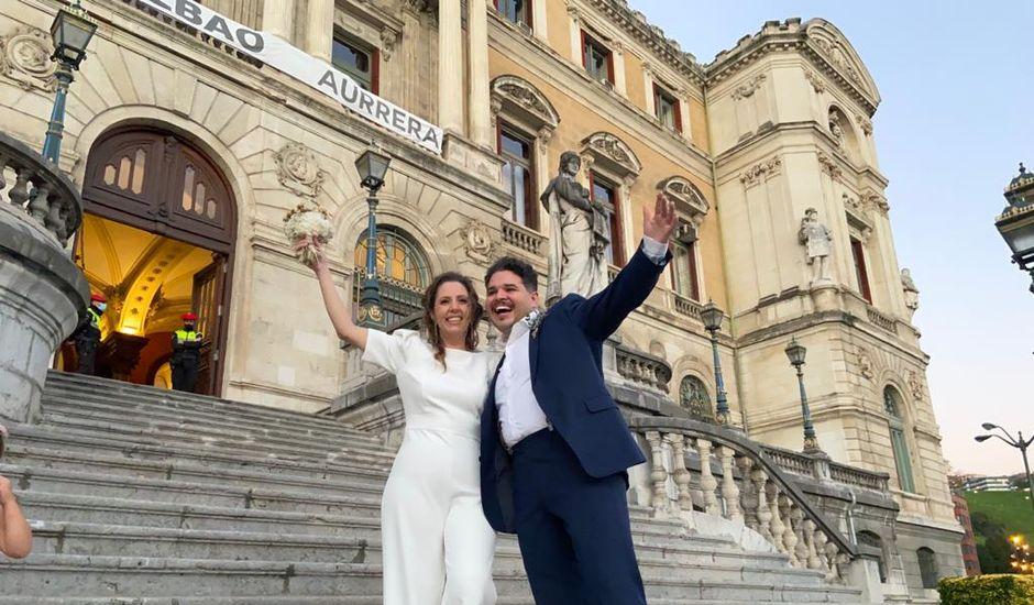 La boda de Moises y Amaranta  en Bilbao, Vizcaya