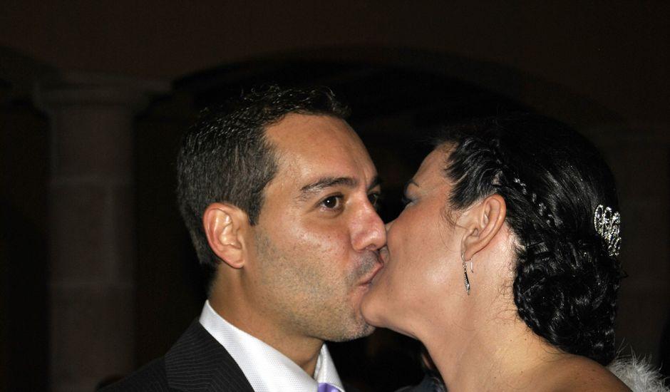 La boda de Elena y Diego en Madrid, Madrid