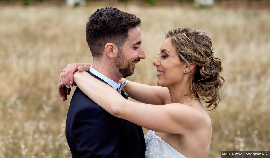 La boda de Rubén y Laura en Castellvi De La Marca, Barcelona
