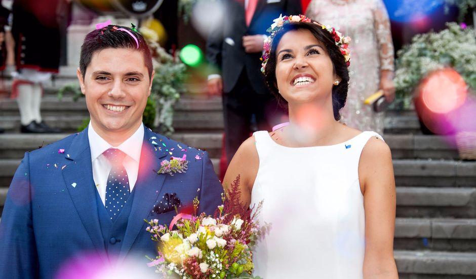 La boda de Enol y Carol en Avilés, Asturias