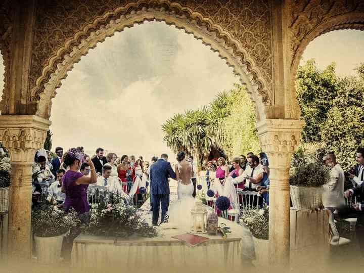 La boda de Jesy y Toni