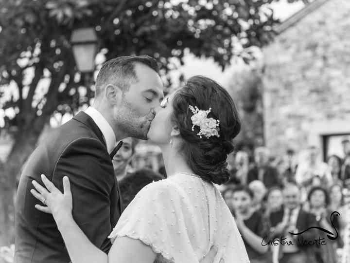 La boda de Noela y Héctor