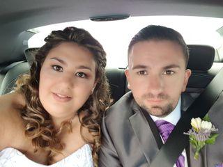La boda de Iris y Samuel