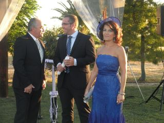 La boda de Mercedes y Sebastian  2
