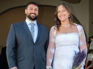 La boda de Ferran y Vir