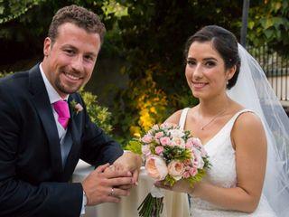 La boda de Irene  y Julián