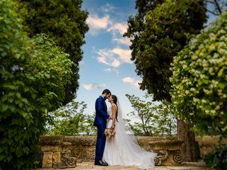 La boda de Virginia y Marco