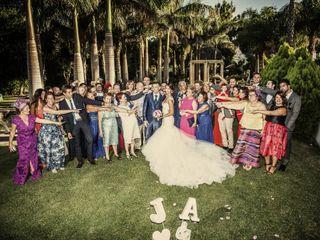 La boda de Jesy y Toni 2