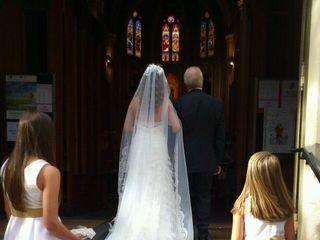 La boda de Diego y Lola 1