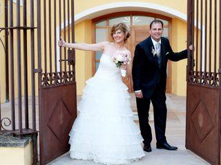 La boda de Virginia y Raul