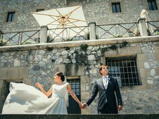 La boda de Lorena y Unai