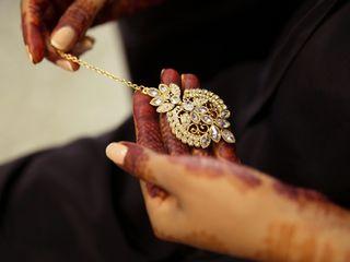 La boda de Aysha y Sufyan 1