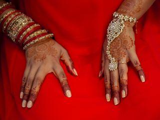 La boda de Aysha y Sufyan 3