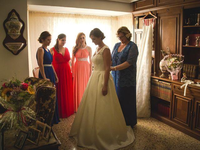 La boda de Rafa y Eva en Mutxamel, Alicante 12