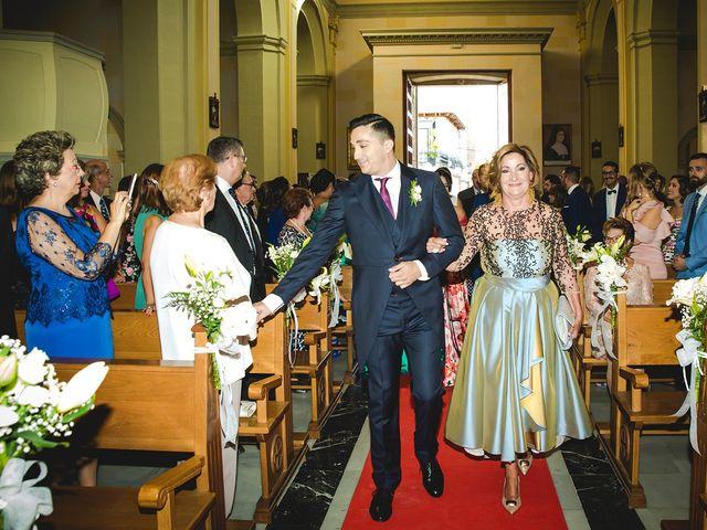 La boda de Rafa y Eva en Mutxamel, Alicante 17