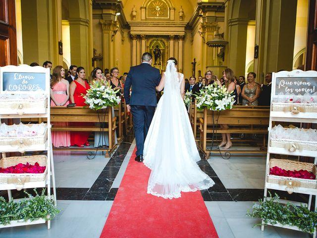 La boda de Rafa y Eva en Mutxamel, Alicante 18