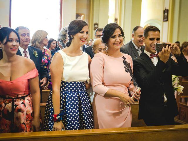 La boda de Rafa y Eva en Mutxamel, Alicante 19