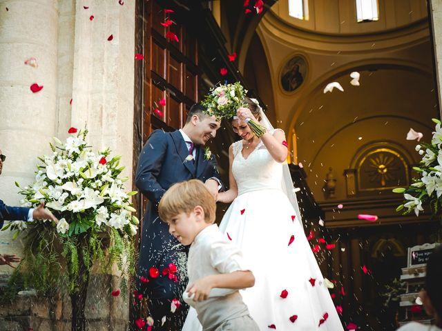 La boda de Rafa y Eva en Mutxamel, Alicante 22