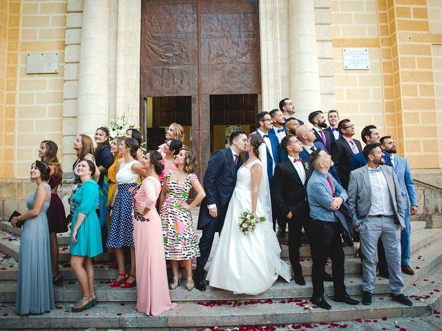 La boda de Rafa y Eva en Mutxamel, Alicante 24