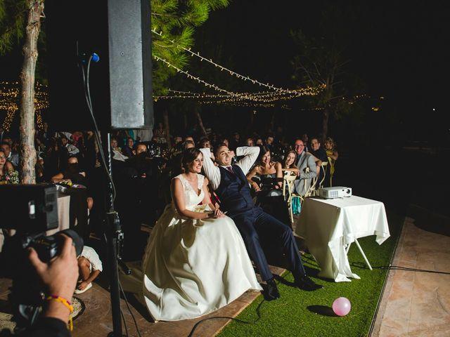 La boda de Rafa y Eva en Mutxamel, Alicante 32