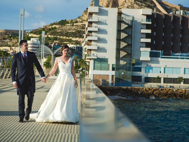 La boda de Rafa y Eva en Mutxamel, Alicante 37