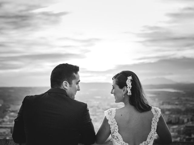 La boda de Rafa y Eva en Mutxamel, Alicante 40