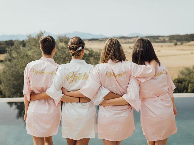 La boda de Fran y Laura en Montuïri, Islas Baleares 4