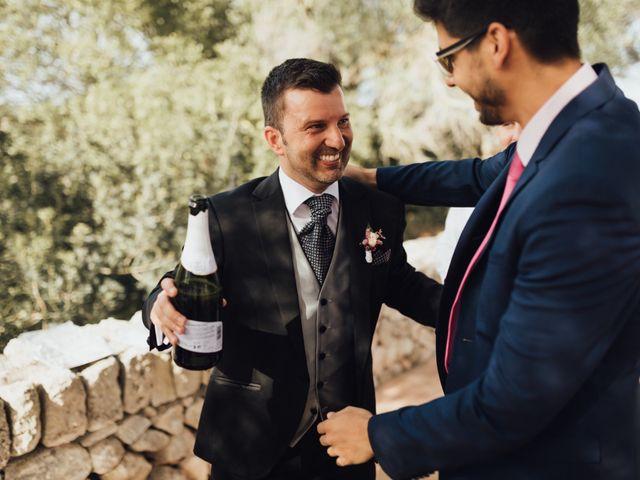 La boda de Fran y Laura en Montuïri, Islas Baleares 6