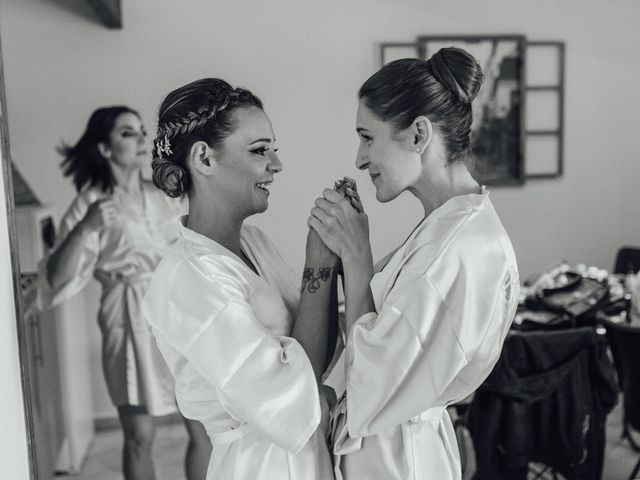 La boda de Fran y Laura en Montuïri, Islas Baleares 7
