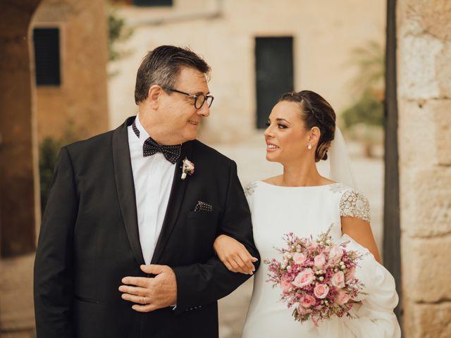 La boda de Fran y Laura en Montuïri, Islas Baleares 12