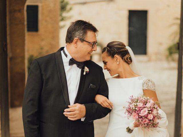 La boda de Fran y Laura en Montuïri, Islas Baleares 1