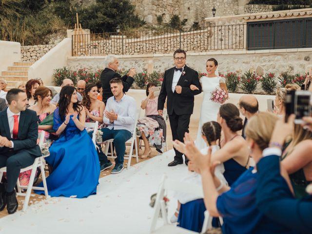 La boda de Fran y Laura en Montuïri, Islas Baleares 13