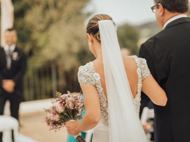 La boda de Fran y Laura en Montuïri, Islas Baleares 14