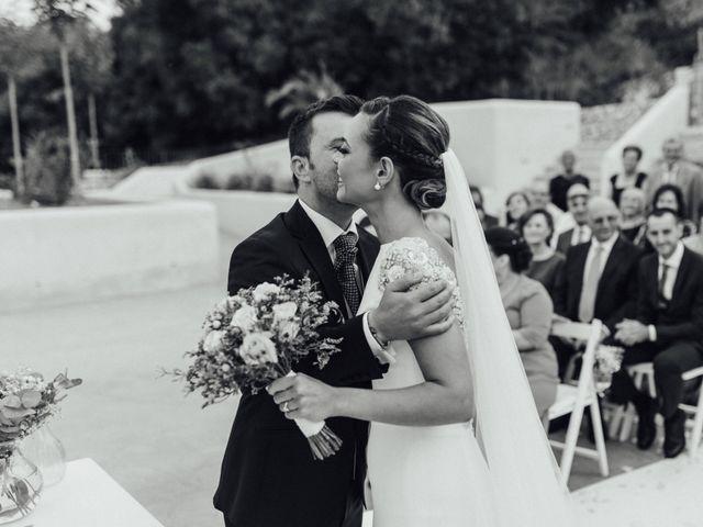 La boda de Fran y Laura en Montuïri, Islas Baleares 15