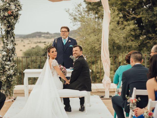 La boda de Fran y Laura en Montuïri, Islas Baleares 16