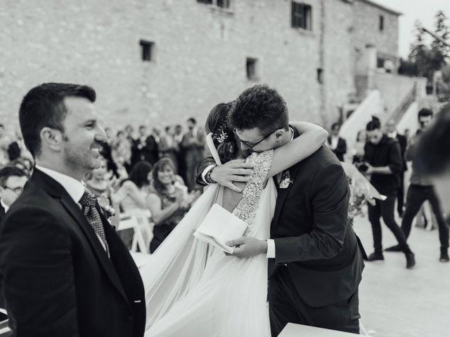 La boda de Fran y Laura en Montuïri, Islas Baleares 17