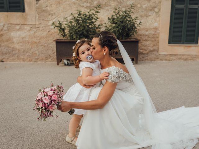 La boda de Fran y Laura en Montuïri, Islas Baleares 19