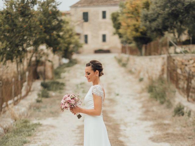 La boda de Fran y Laura en Montuïri, Islas Baleares 21
