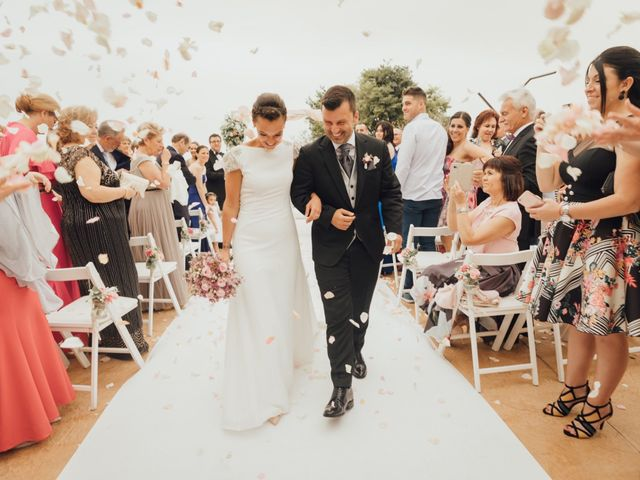 La boda de Fran y Laura en Montuïri, Islas Baleares 30
