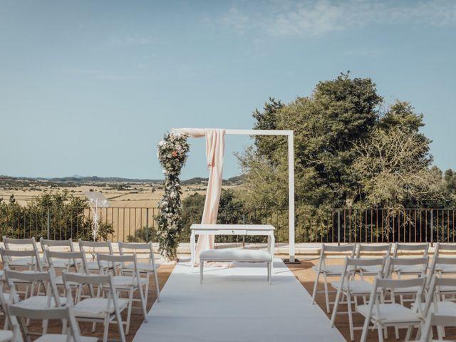 La boda de Fran y Laura en Montuïri, Islas Baleares 39