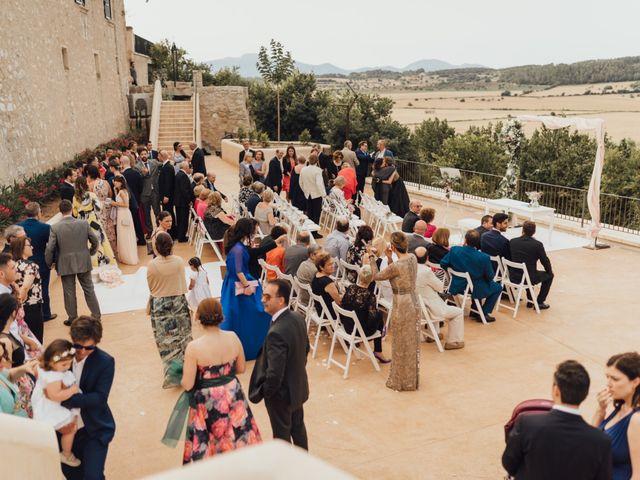 La boda de Fran y Laura en Montuïri, Islas Baleares 44