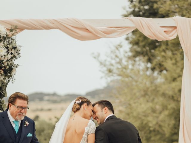 La boda de Fran y Laura en Montuïri, Islas Baleares 49