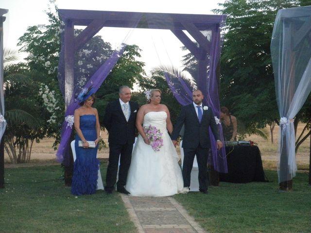 La boda de Sebastian  y Mercedes en Sevilla, Sevilla 9