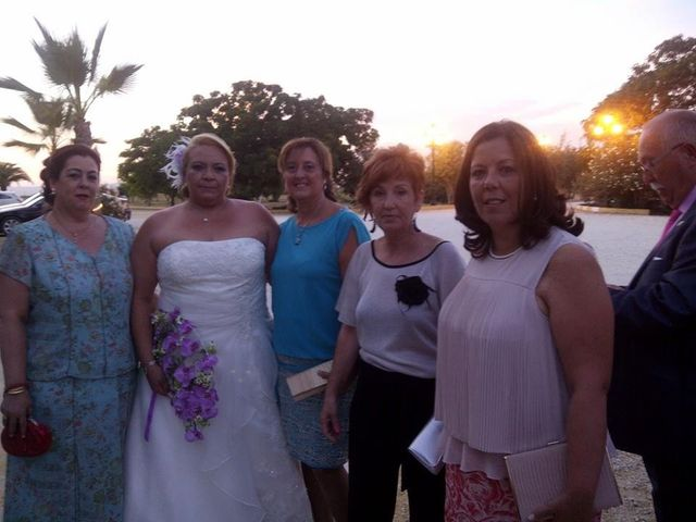 La boda de Sebastian  y Mercedes en Sevilla, Sevilla 10
