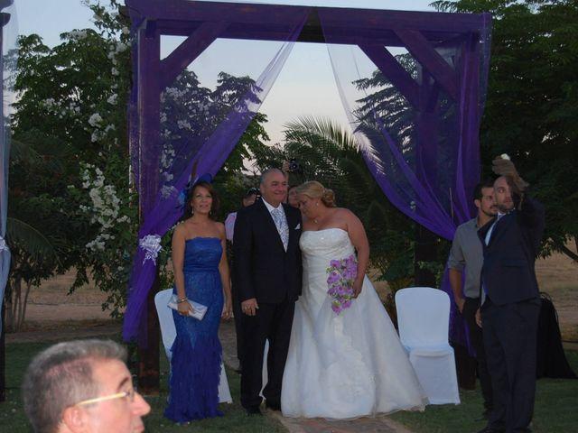 La boda de Sebastian  y Mercedes en Sevilla, Sevilla 16