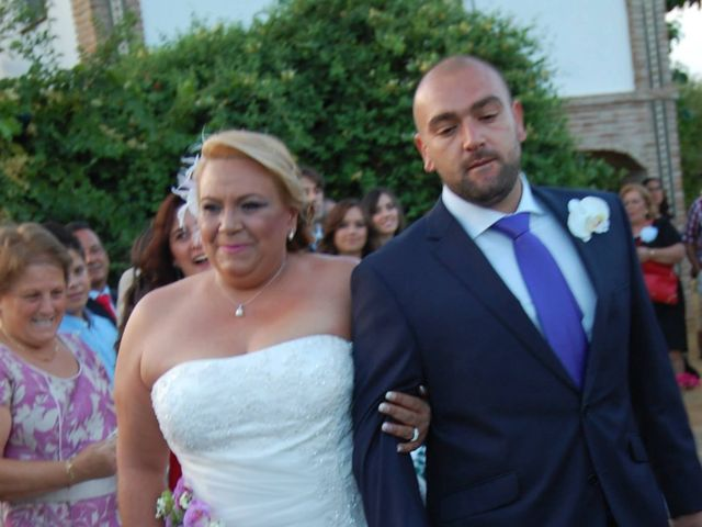 La boda de Sebastian  y Mercedes en Sevilla, Sevilla 20