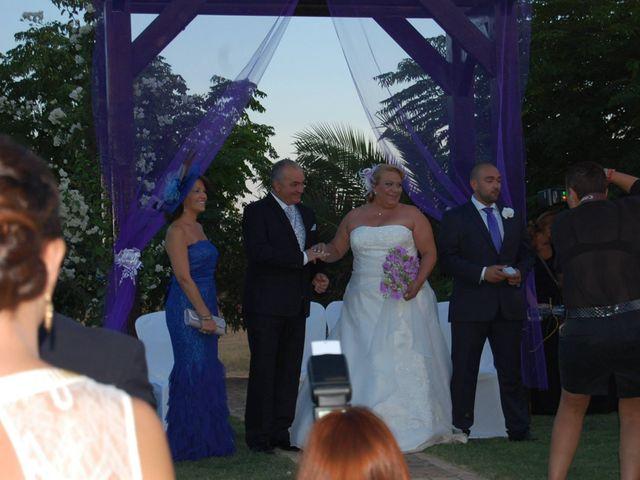 La boda de Sebastian  y Mercedes en Sevilla, Sevilla 21