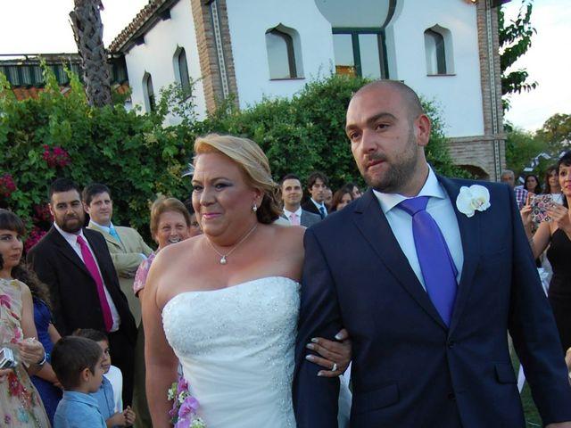 La boda de Sebastian  y Mercedes en Sevilla, Sevilla 22