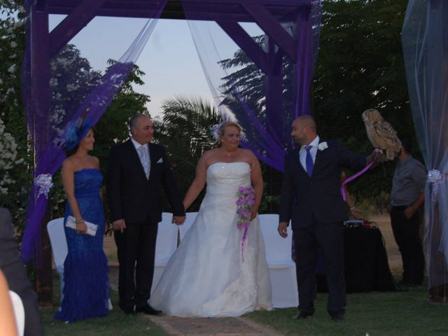 La boda de Sebastian  y Mercedes en Sevilla, Sevilla 26