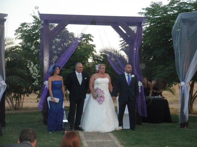 La boda de Sebastian  y Mercedes en Sevilla, Sevilla 32